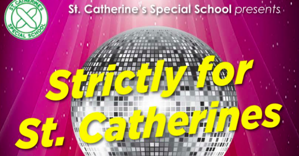 St Catherine's Special School does Strictly